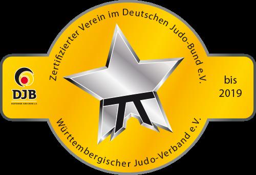 Zertifizierter Verein im Deutschen Judo-Bund e. V.
